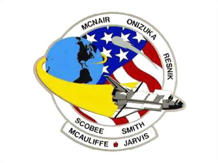 Challenger Mission 51-L Patch